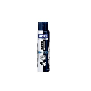 Desodorante Nivea aerosol invisible black & white power 91g