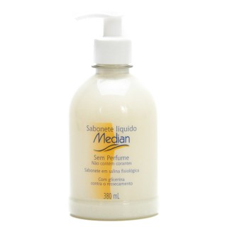 Sabonete Median sem perfume 380ml