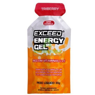 Exceed Energy Gel 30g