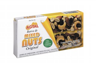 Agtal Mixed Nuts 60g 2 unidades