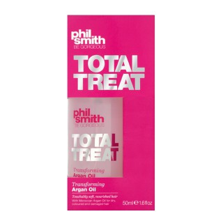 Leave-in Phil Smith Total Treat argan oil 50ml
