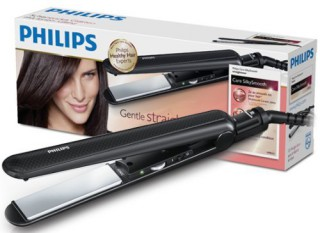 Prancha Philips Care silky smooth ceramica