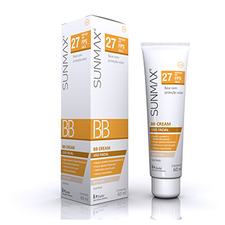 SunMax BB cream bege claro 60ml