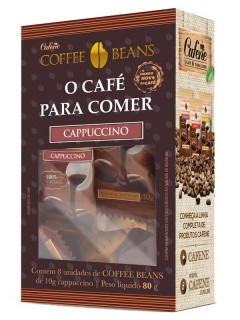 Coffee Beans Capuccino 8g