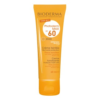Photoderm Bio FPS-60 Max Toque seco tinto 40ml