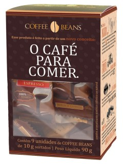 Coffee Beans Sortido 90g