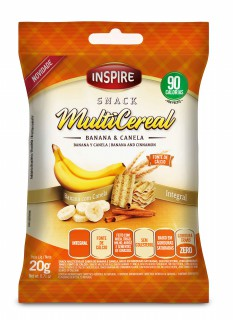 Snack Inspire Multicereal 20g