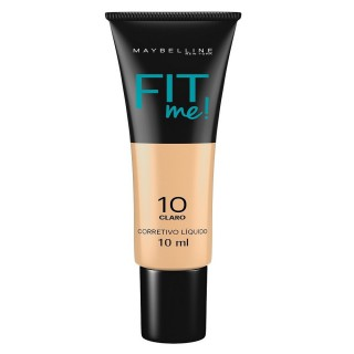 Corretivo Loreal Fit Me 10ml
