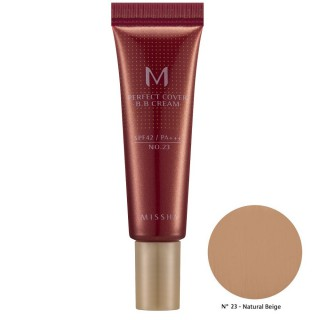 Base BB Cream Missha FPS-42 Perfect Cover 10ml