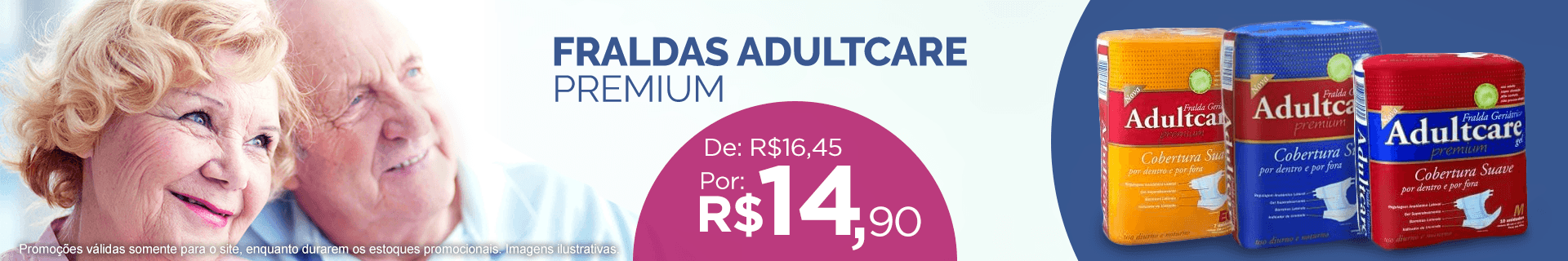 Banner Home | Promo Adultcare 19/01/2017