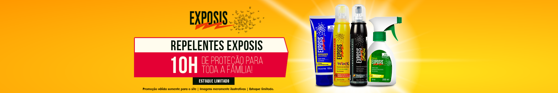Banner Home - Exposis