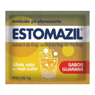 Estomazil guaraná efervescente 5g