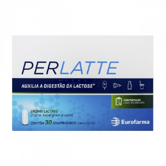 PERLATTE 9000 FCC EUROFARMA 30 COMPRIMIDOS