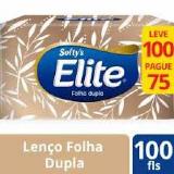 LENCO PAPEL SOFTYS LEVE 100 PAGUE 75UN