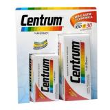CENTRUM COMPLEXO VITAMÍNICO DE A A ZINCO 100 + 30 COMPRIMIDOS