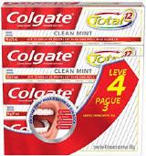 Creme Dental Colgate Total 12 Clean Mint - Leve 4 Pague 3