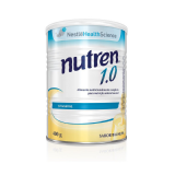 NUTREN® 1.0 BAUNILHA SUPLEMENTO ALIMENTAR LATA 400G