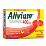 ALIVIUM 400MG 20CPS