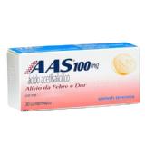 AAS PROTECT 100MG 30 COMPRIMIDOS