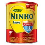 LEITE EM PÓ NINHO FASES PREBIO 1 + 800G