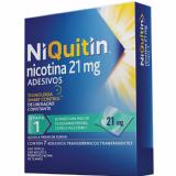 NIQUITIN 21MG 7 ADESIVOS