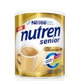 SUPLEMENTO ALIMENTAR NUTREN SENIOR SABOR CAFÉ COM LEITE 370G