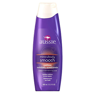 CONDICIONADOR AUSSIE MIRACULOUSLY SMOOTH 400ML