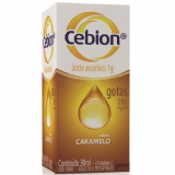 VITAMINA C - CEBION 200 MG/ML 30 ML GOTAS