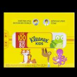 LENÇO DE PAPEL KLEENEX 100 UNIDADES