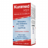 SPRAY ANTISSÉPTICO KURAMED SEPT 30ML