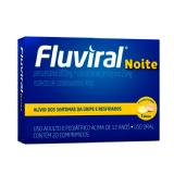 FLUVIRAL NOITE 20 COMPRIMIDOS