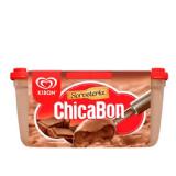 Sorvete KIBON Cremosíssimo Chicabon 1,5L