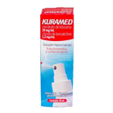 SPRAY ANTISSÉPTICO KURAMED SEPT 50ML