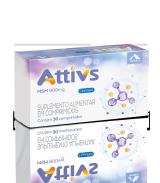 Attivs 30  Msm 900Mg Com 30 Comprimidos