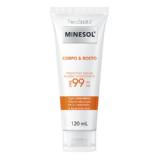 Neostrata Minesol Corpo & Rosto Protetor Solar Fluido Hidratante Antioxidante FPS99 120ml