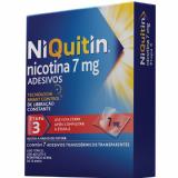 NIQUITIN 7 MG 7 ADESIVOS