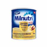 COMPOSTO LÁCTEO MILNUTRI VITAMINA DE FRUTAS 380G