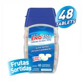 SAL DE FRUTAS ENO ANTIÁCIDO TABS 48 COMPRIMIDOS MASTIGÁVEIS