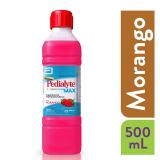 PEDIALYTE MAX MORANGO 500ML