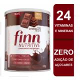 COMPLEMENTO NUTRICIONAL FINN NUTRITIVE SABOR CHOCOLATE AO LEITE 400 GRAMAS