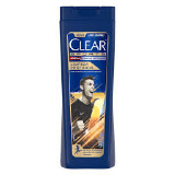 SHAMPOO ANTICASPA CLEAR SPORTS MEN LIMPEZA PROFUNDA