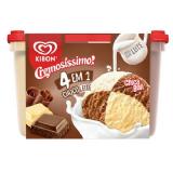 Sorvete Kibon Cremosissimo 4 em 1 ChocoLeite 2L