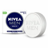 SABONETE NIVEA MEN SENSITIVE 3 EM 1 90G