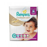 FRALDA PAMPERS PREMIUM CARE G 40 UNIDADES