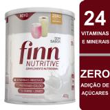 COMPLEMENTO NUTRICIONAL FINN NUTRITIVE SEM SABOR 400 GRAMAS