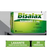 BISALAX 5MG 20 COMPRIMIDOS