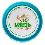 PASTILHAS VALDA DIET MENTOL 50G