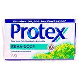 SABONETE PROTEX ERVA DOCE 90G