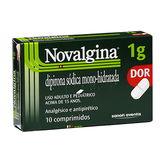 NOVALGINA 1 G 10 COMPRIMIDOS