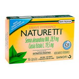 REGULADOR INTESTINAL NATURETTI 16 CÁPSULAS